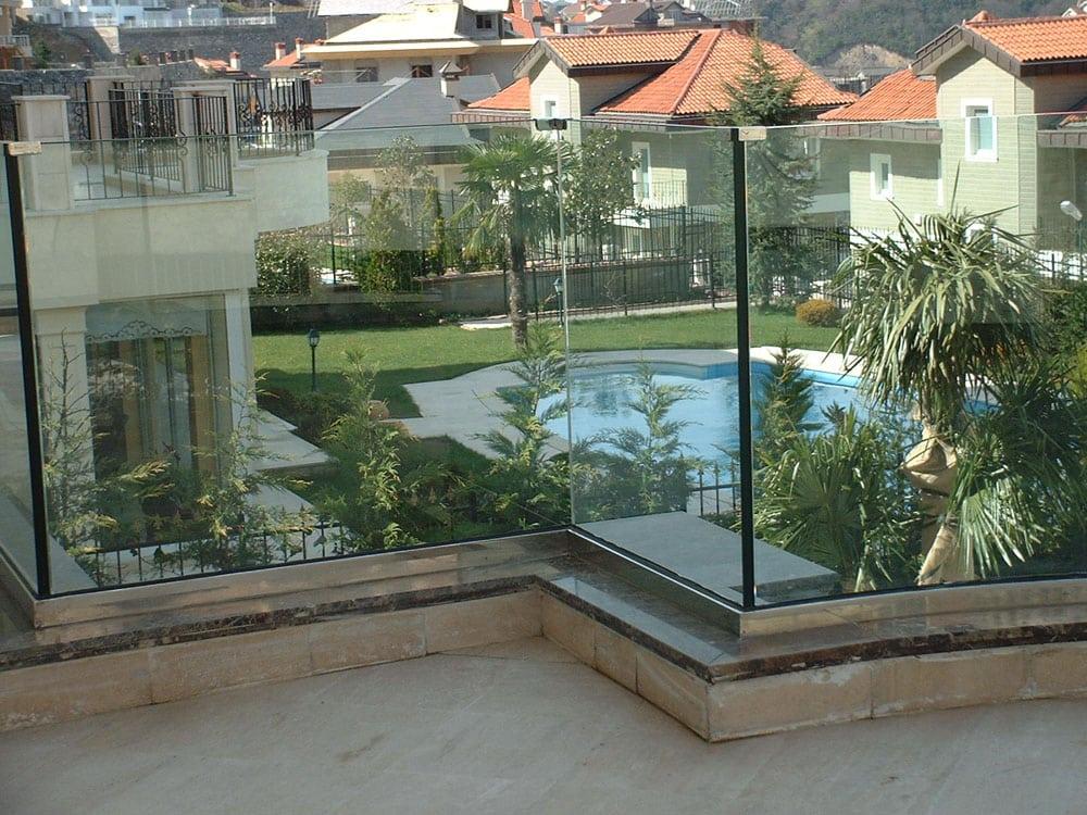 Balcony Glazing Glass Co