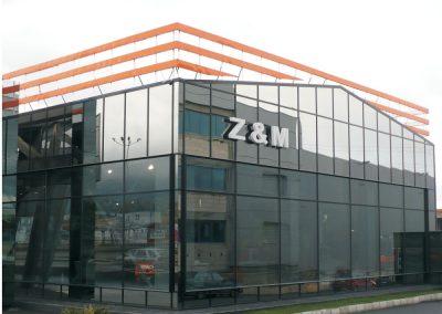 "Office building "" Hitachi "", Sofia"