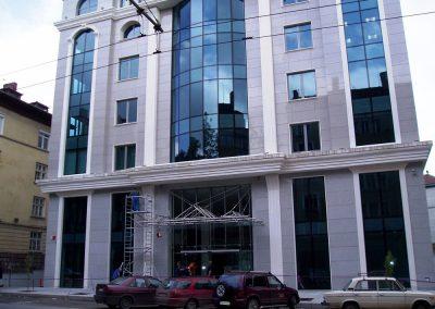 """Business center, blv.""""Vasil Levski"""", Sofia"""