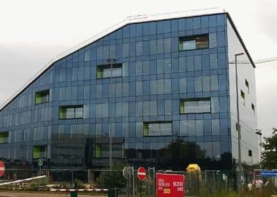 Office building, Hasselt, Belgium