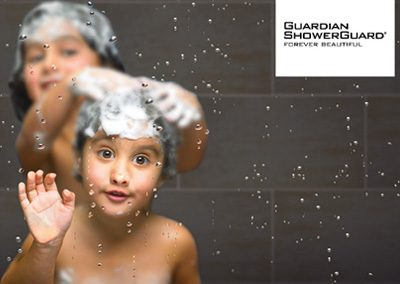 Glass ShowerGuard