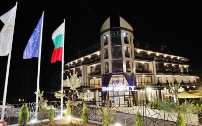 New Hotel in Veligrad