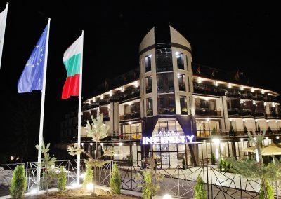 Хотел и SPA INFINITY, Велинград